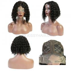 T-part Lace Bob Wig Water Wave