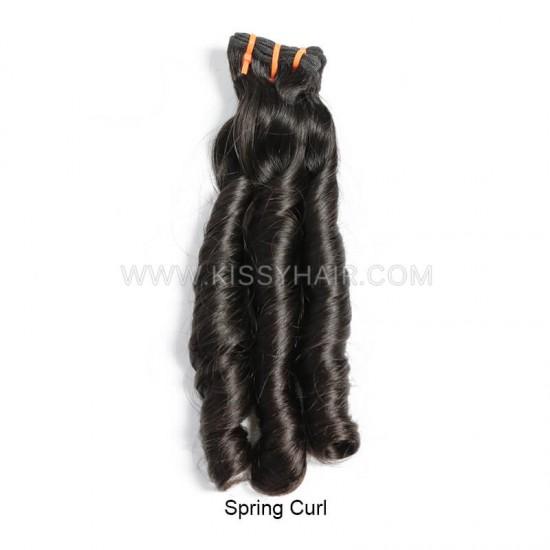 Super Quality Raw Virgin Double Drawn Funmi Hair Weave Wholesale