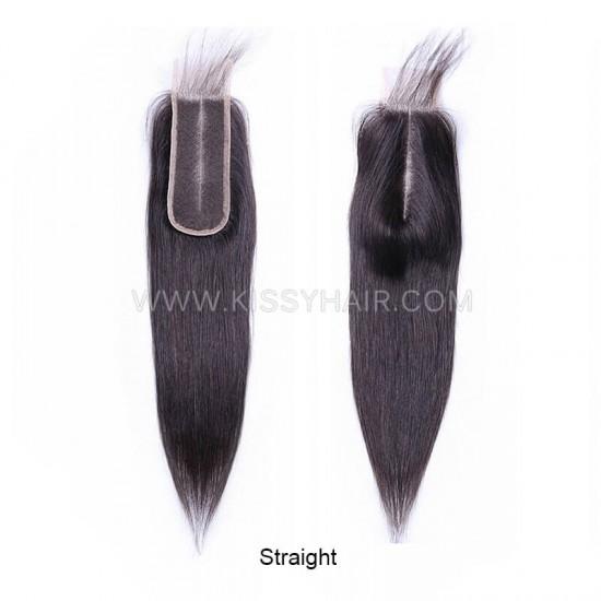 Affordable Virgin Remy 2x6 Lace Closure Wholesale